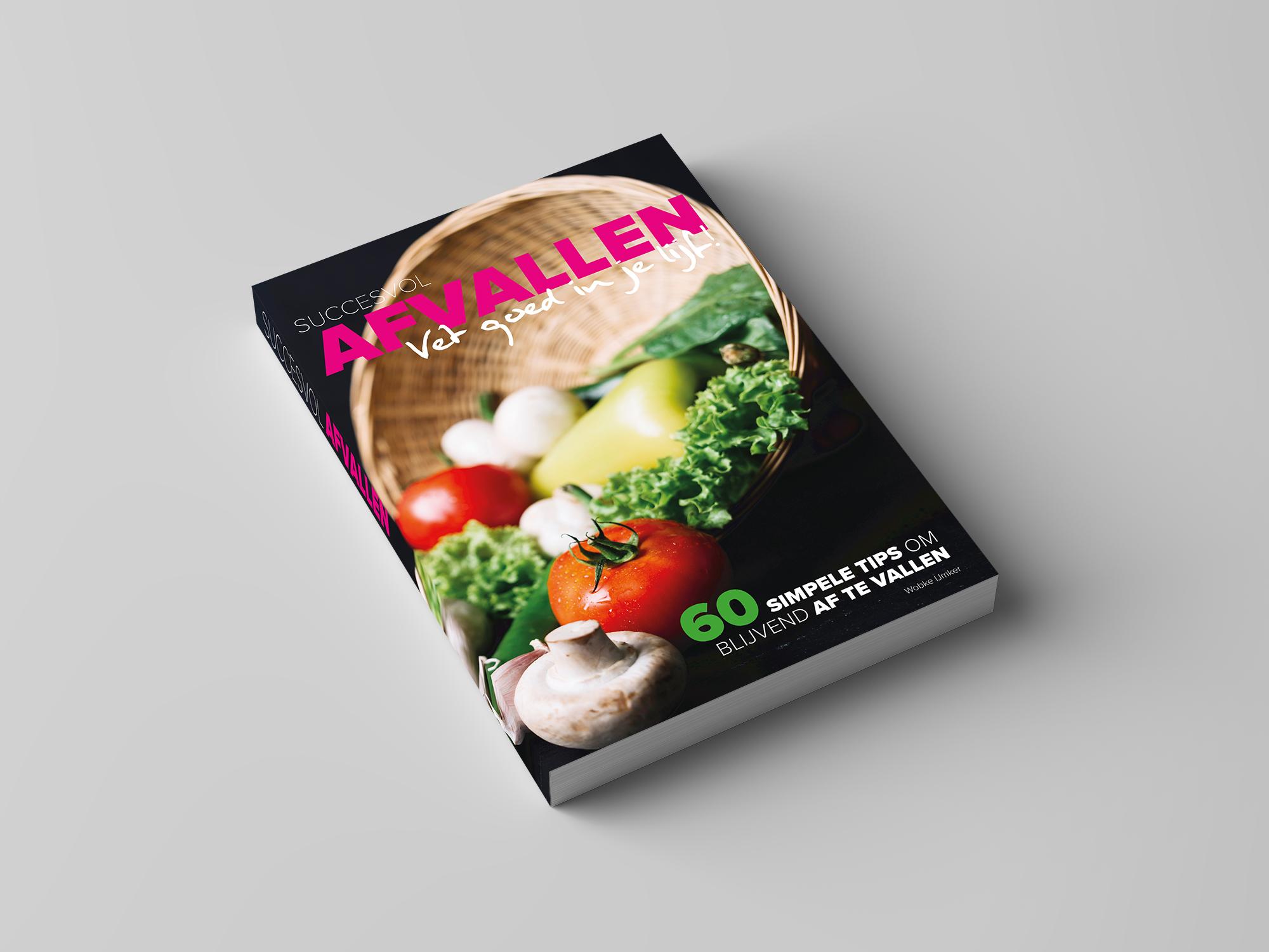 Succesvol afvallen boek