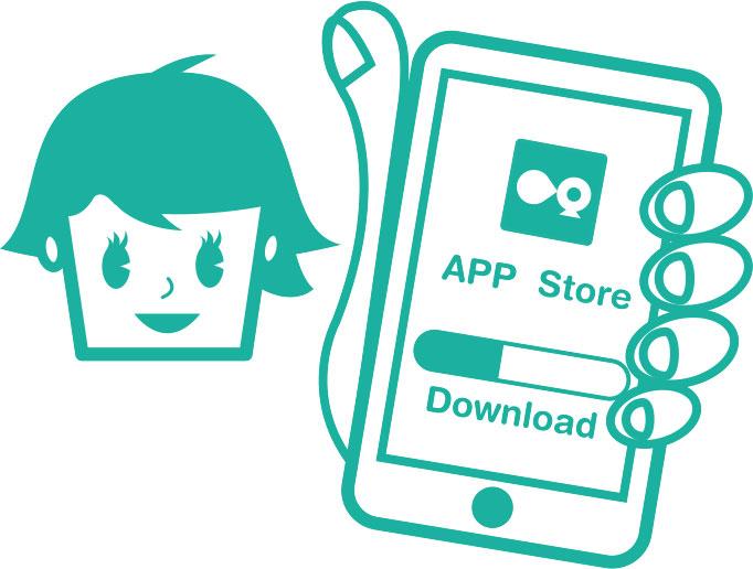 Download de webconsult app